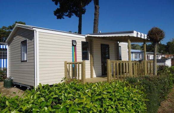 Mobile Home Grand Confort Littoral
